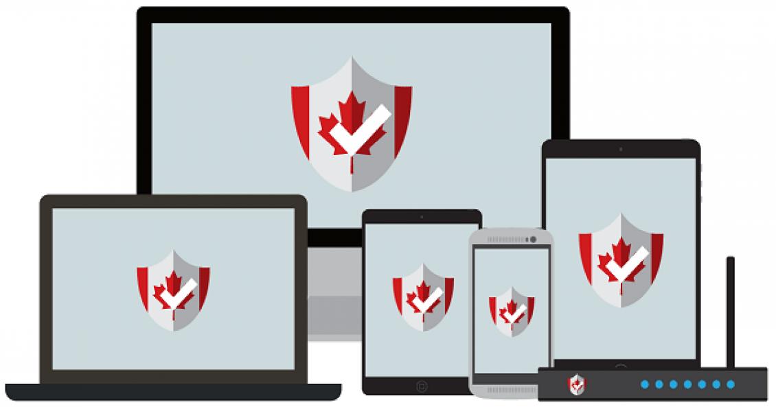 top 5 VPN pour le canada