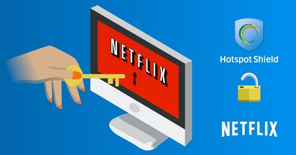 Hotspot Shield Netflix