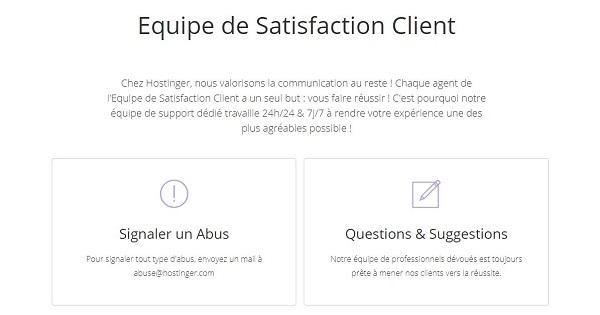 support-client-hostinger