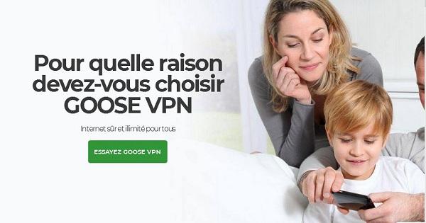 Avis complet sur Goose VPN