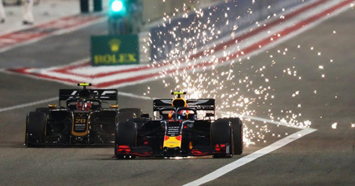 Chaîne retransmet F1