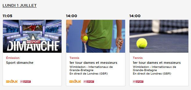 RTS Wimbledon